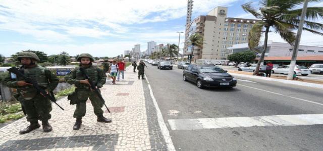 Governo do RN pede ajuda das Forças Armadas para garantir segurança no estado